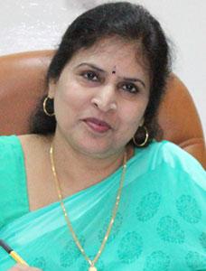 Mrs. Saroja Sahadevan